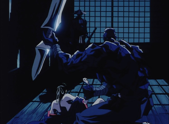 Think, Ninja scroll nude scenes opinion