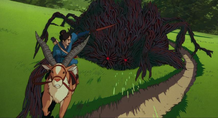 Princess Mononoke The Blood Of Eden Ganriki